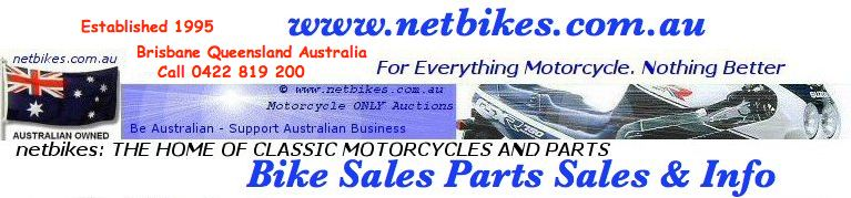 netbikes Classic Motorcycles and Parts